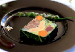 Террин из овощей с грядки