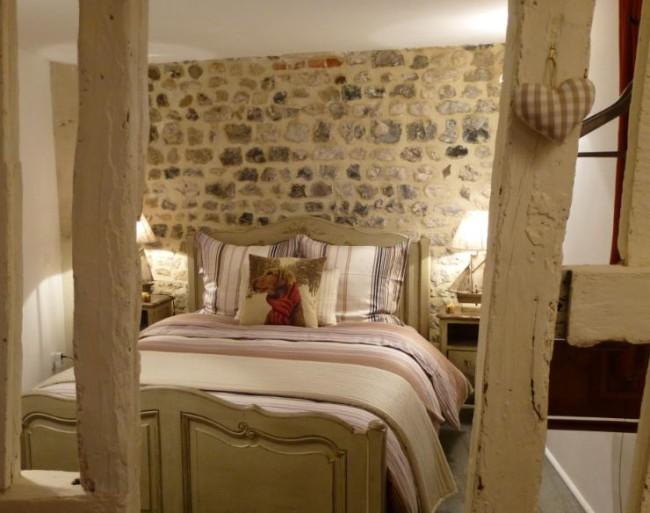 Нормандия, Honfleur: фахверковый отель