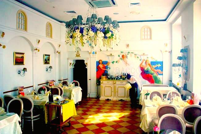 Самара и ее лучшие рестораны