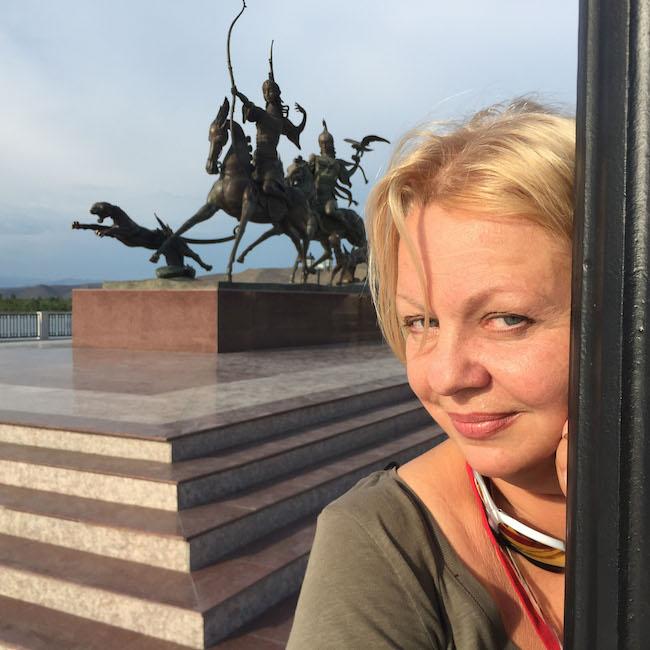 Россия, Тыва, день 1 Discover Russia: Кызыл