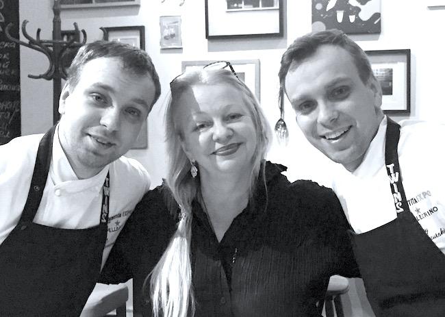 Москва, рестораны: новый сет в Twins