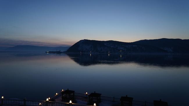 Байкал: как я не стала водолазом