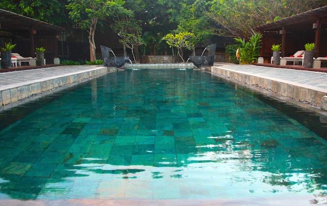Маврикий: Shanti Maurice a Nira resort, спа