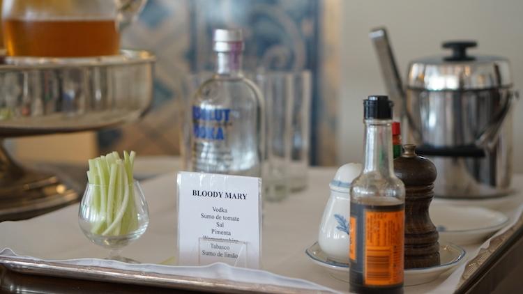 Мадейра: завтрак во дворце Belmond Reid's Palace