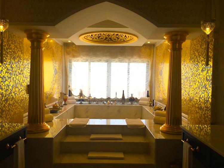 Дубай: 300-метровый номер отеля Jumeirah Zabeel Saray
