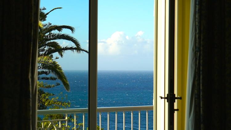 Мадейра: мой номер в дворце Рейда