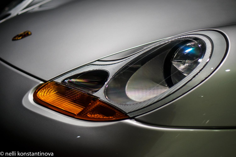 Штутгарт, музей Porsche: они живые и светятся