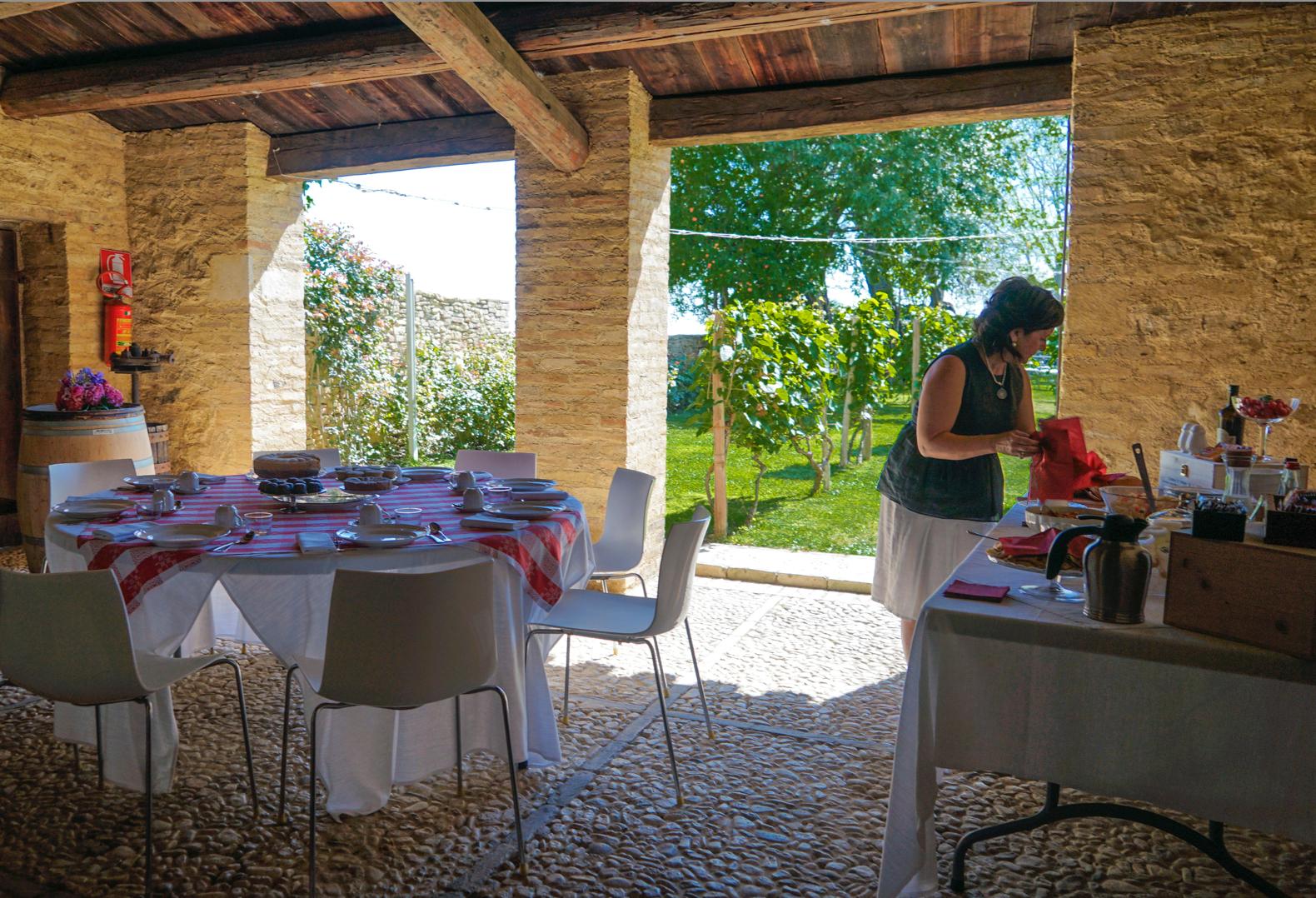 Абруццо: ланч в замке