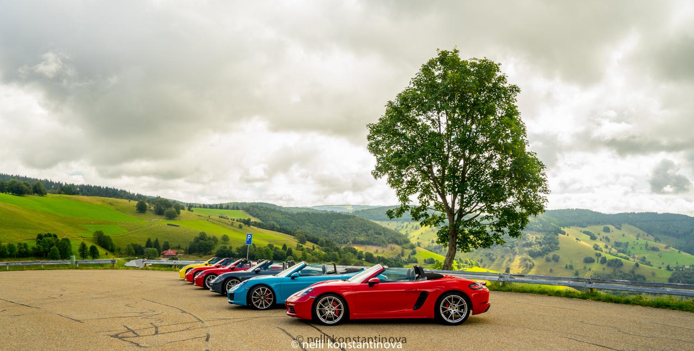 Тайный машрут Porsche Gourmet tour, день 2: кто был в группе и где обедать