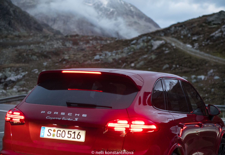 Экспедиция Porsche Travel Club: отель San Maurizio недалеко от Турина