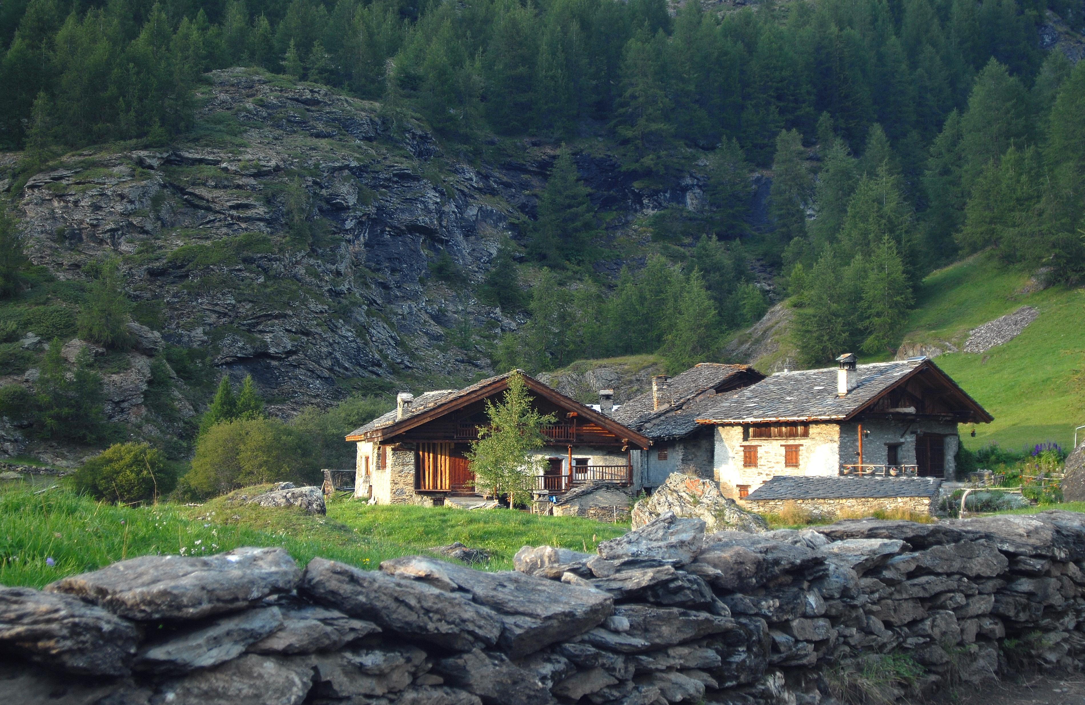 Франция: тайные пешие прогулки в Альпах