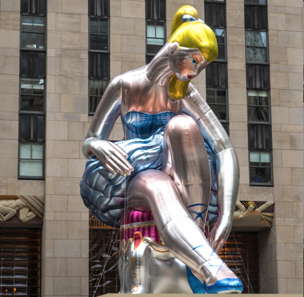 Нью-Йорк: Park Hyatt, круглосуточный музей