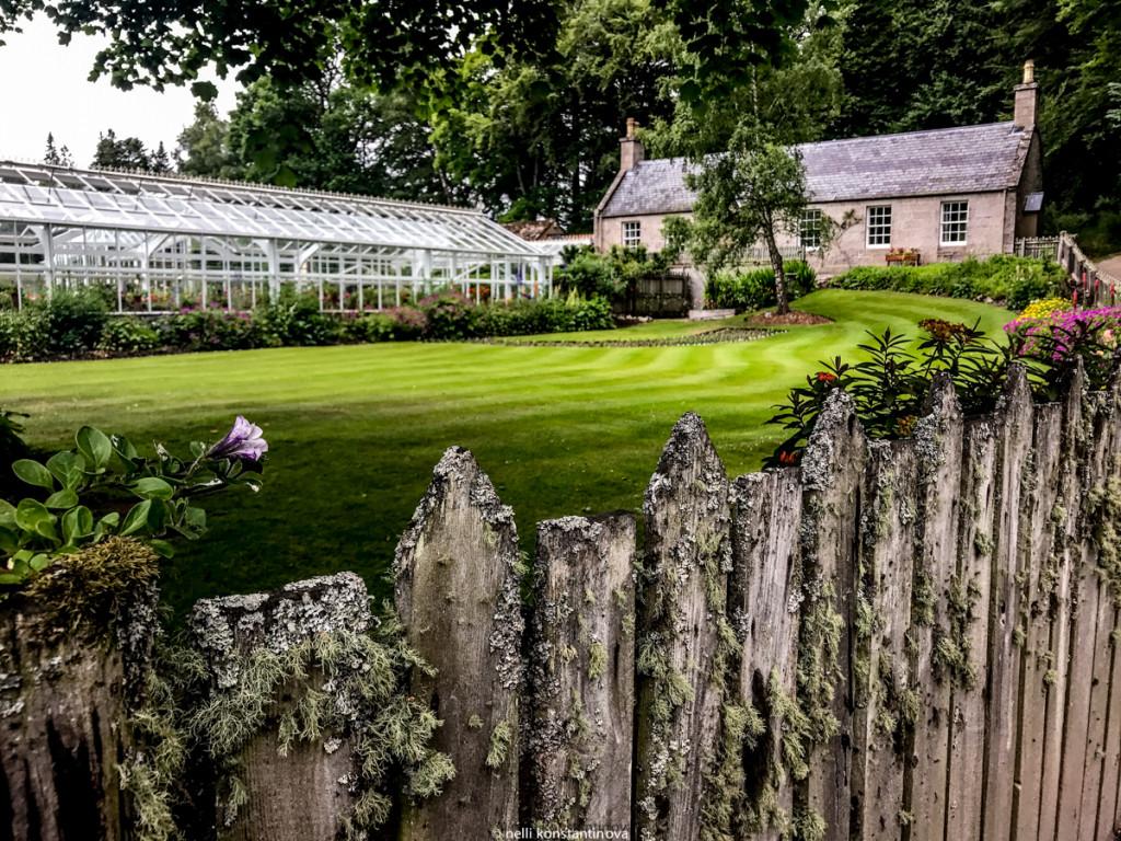 Королевский сад и огород