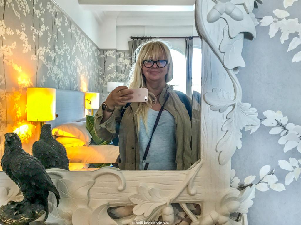 Oтель Balmoral, первый пункт путешествия Porsche Travel club по Шотландии, и его завтрак