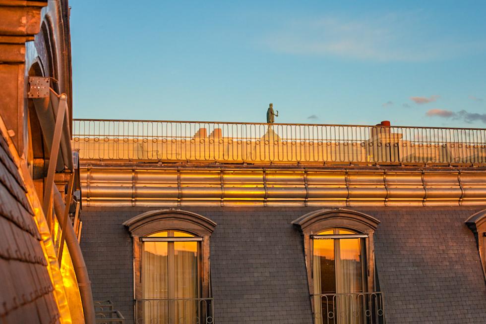 Париж: Легендарный отель Ritz, первый отчет