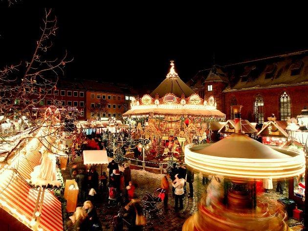 Рождественские базары в Германии – лучшее, что есть на свете в декабре