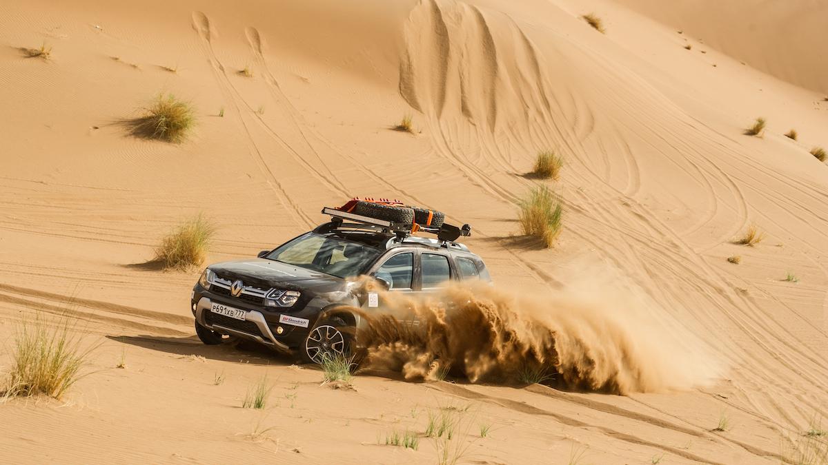 Марокко, экспедиция Renault Duster Sahara Challenge, часть 1