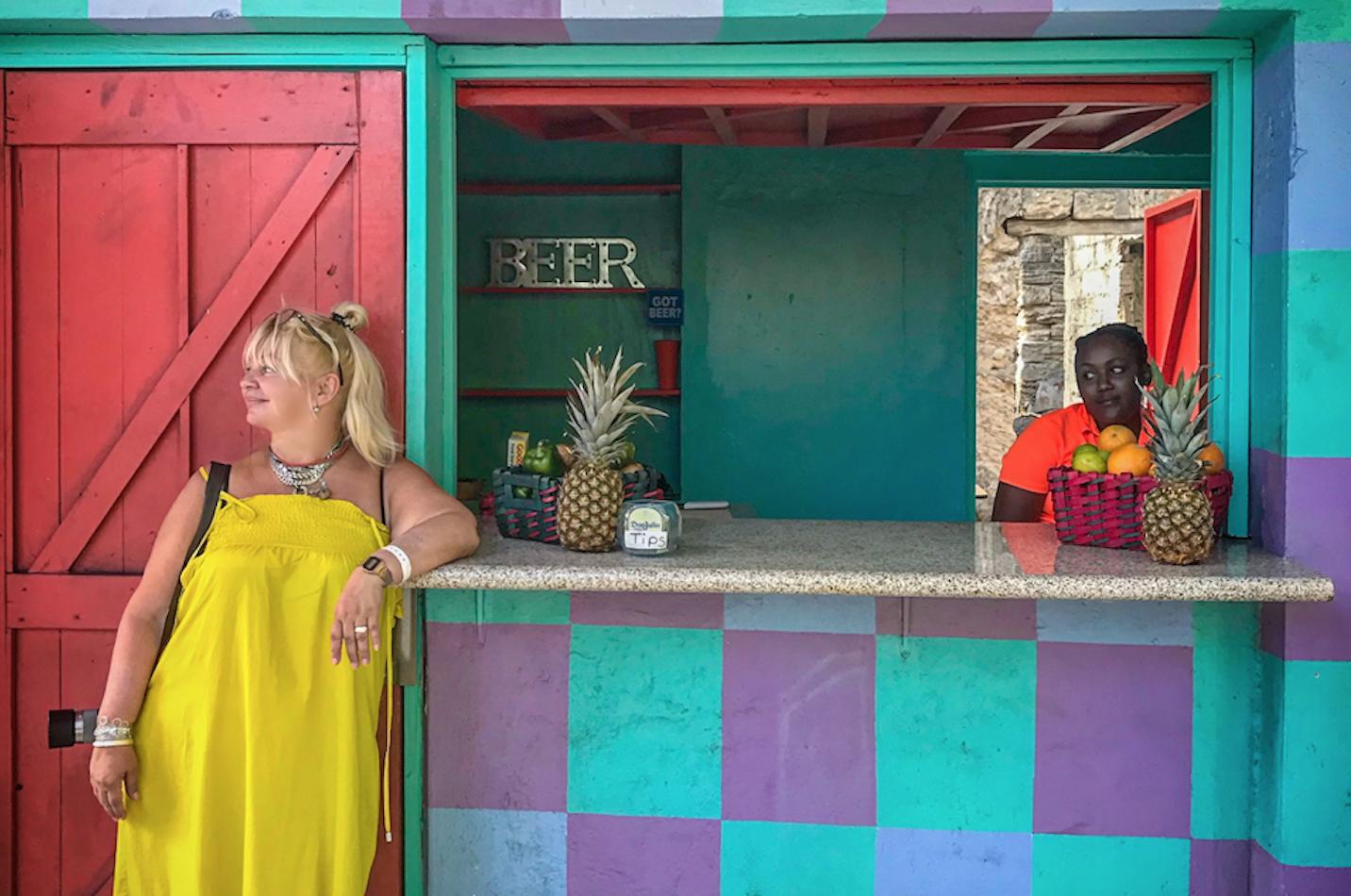 Багамы: Нассау, главный город страны
