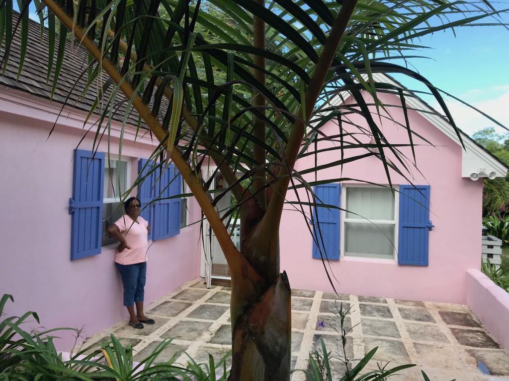 Elisa's cottage