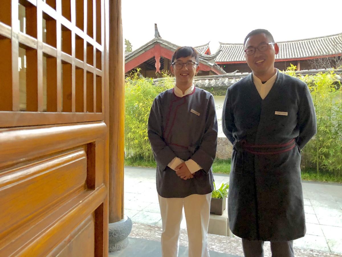 Китай: Лицзян и Amandayan, первая встреча