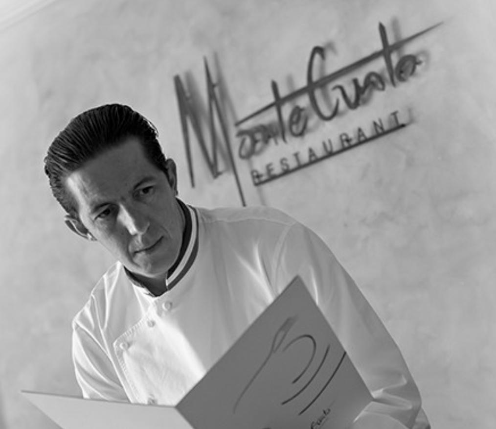 Кристоф Баке, фото с сайта relaischateaux.com
