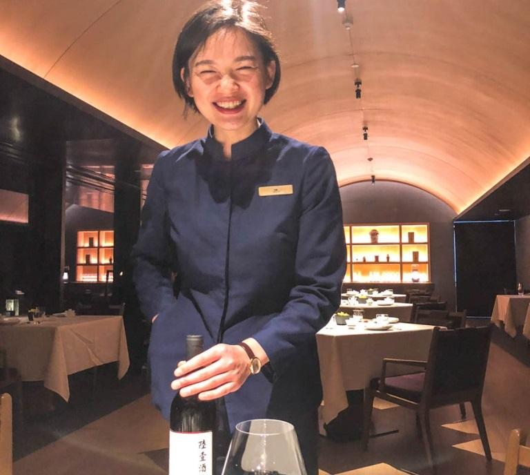 Китайский, итальянский и японский рестораны самого лучшего отеля Китая