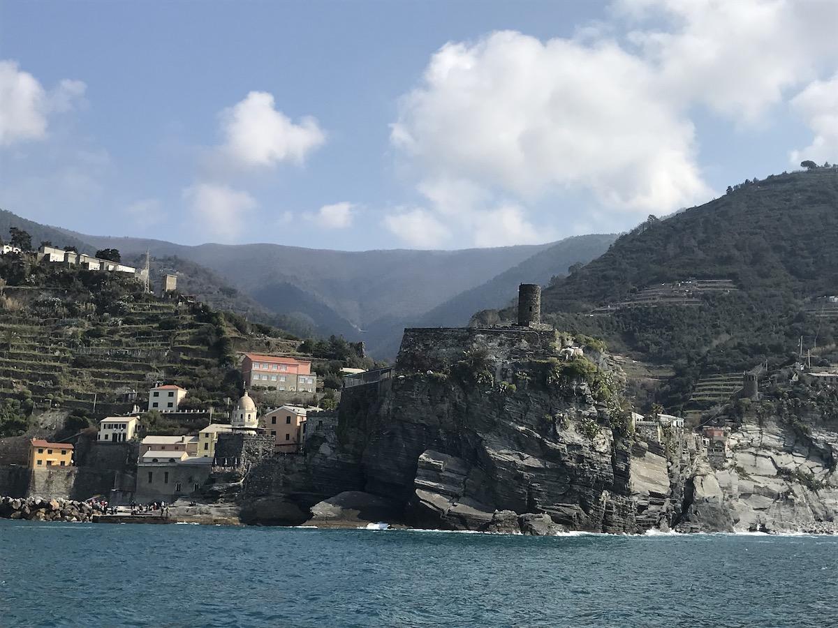 Италия: Чинкве Терре