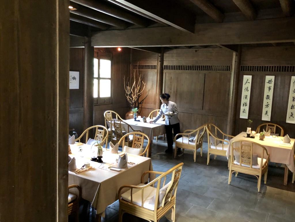 Vegetarian restaurant, Amanfayun
