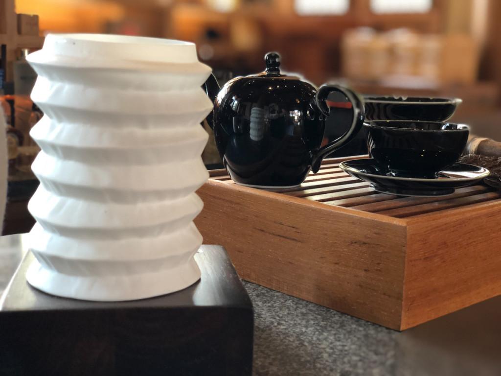 Чайный павильон
