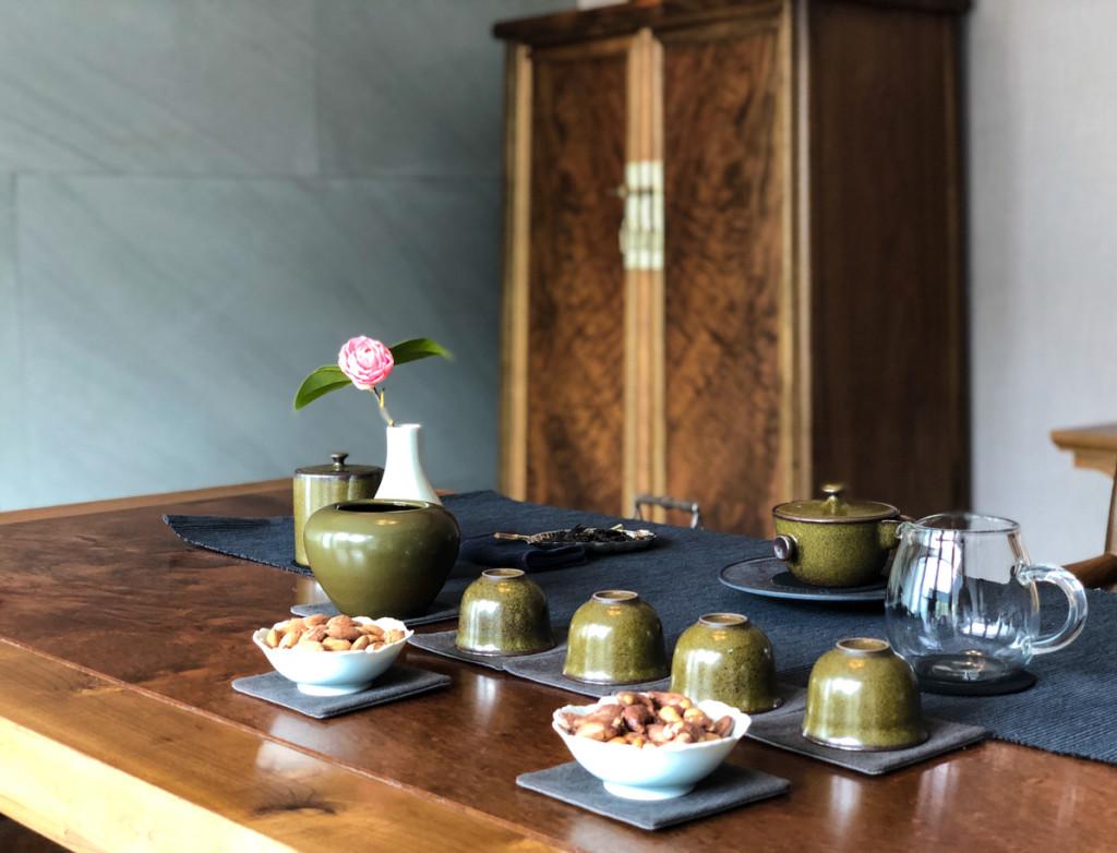 Кабинет для чайных мастер-классов