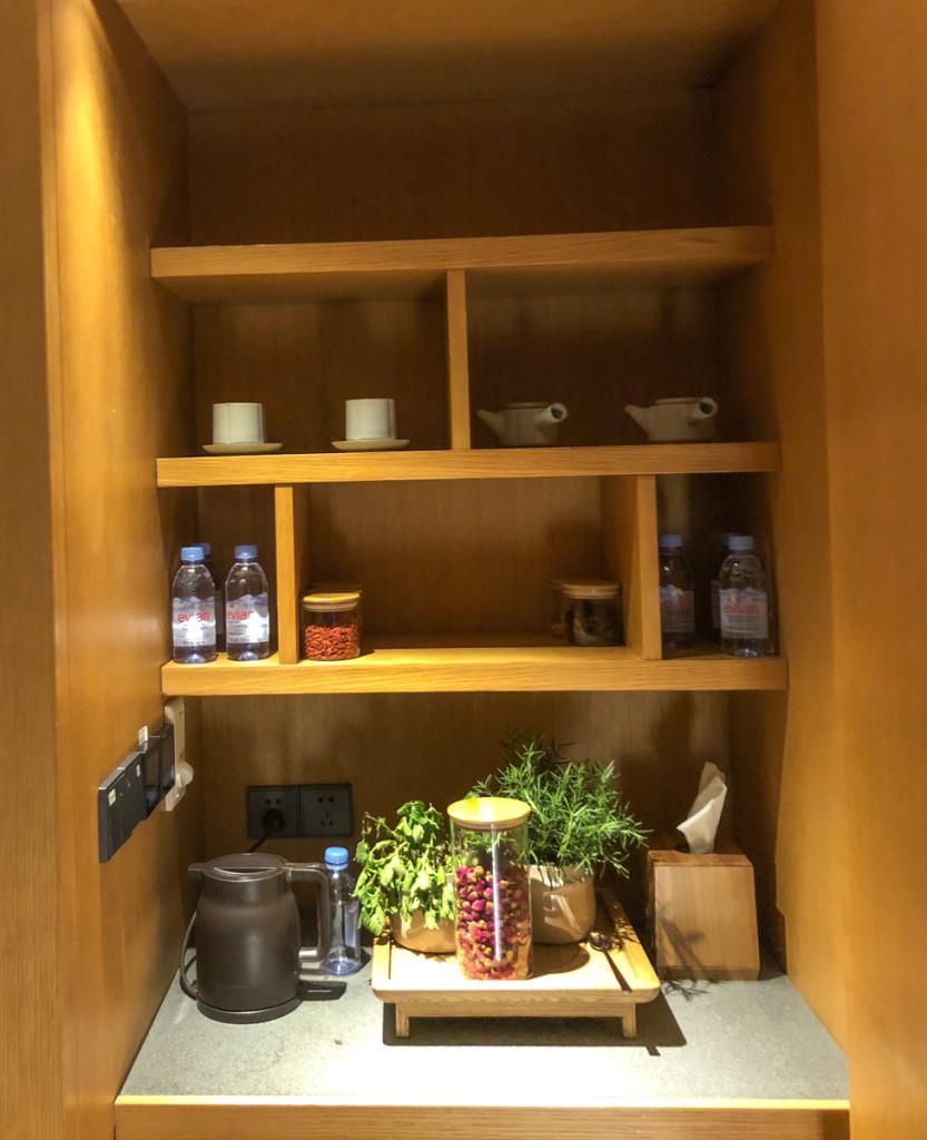 Шкаф в чилауте