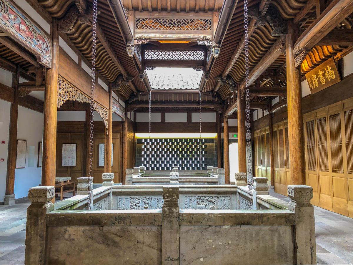 Amanyangyun: первые картинки нового отеля и 2000-летнего дерева