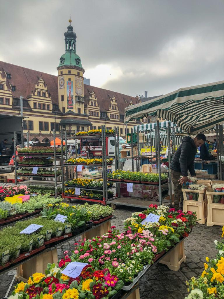 Рынок у Старой Ратуши