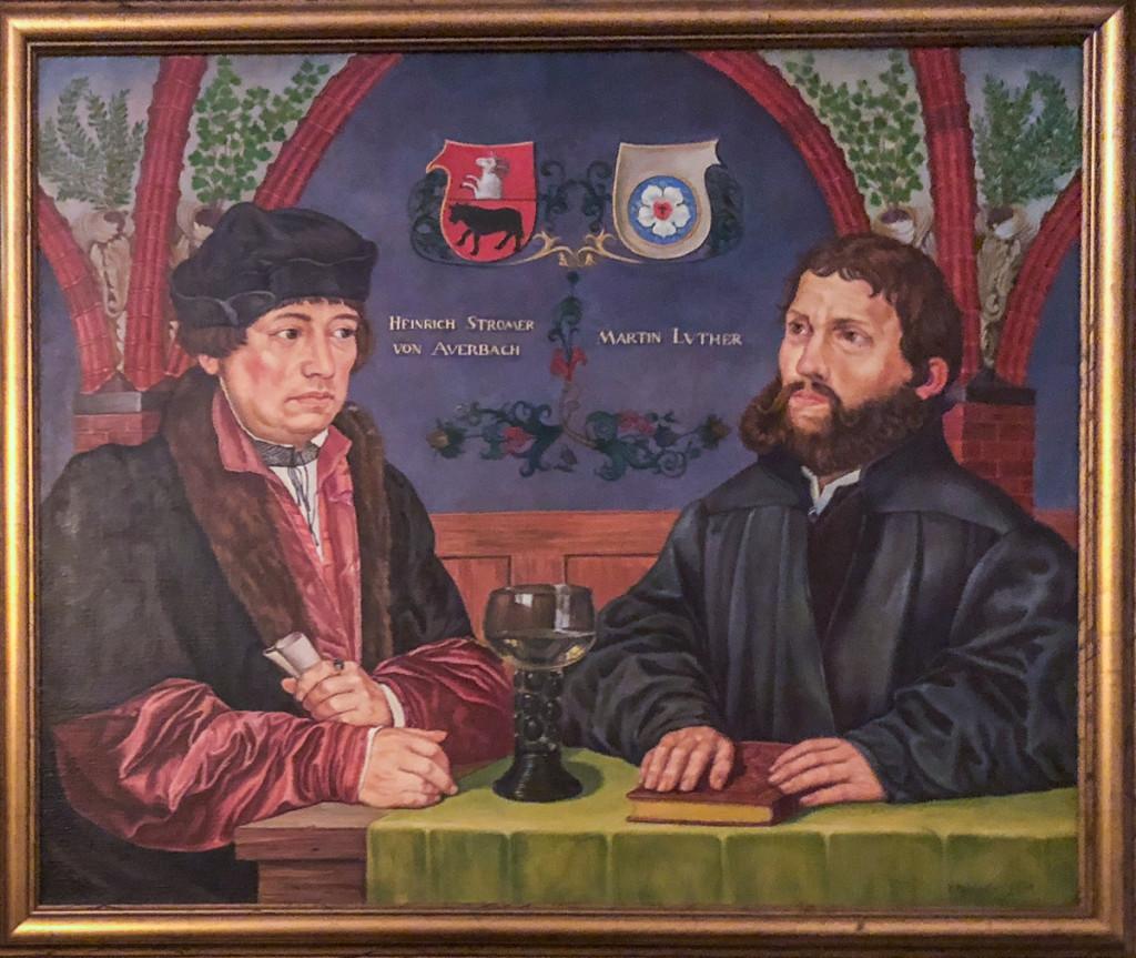 Встреча Мартина Лютера