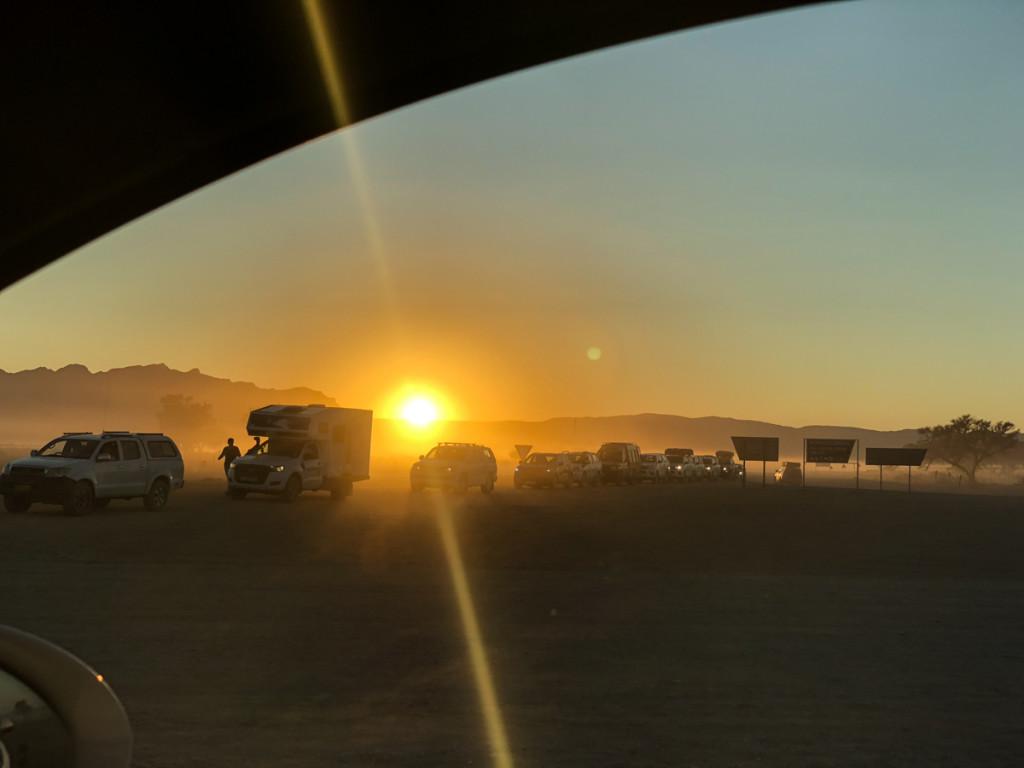 Кадр будто с фестиваля Burning man