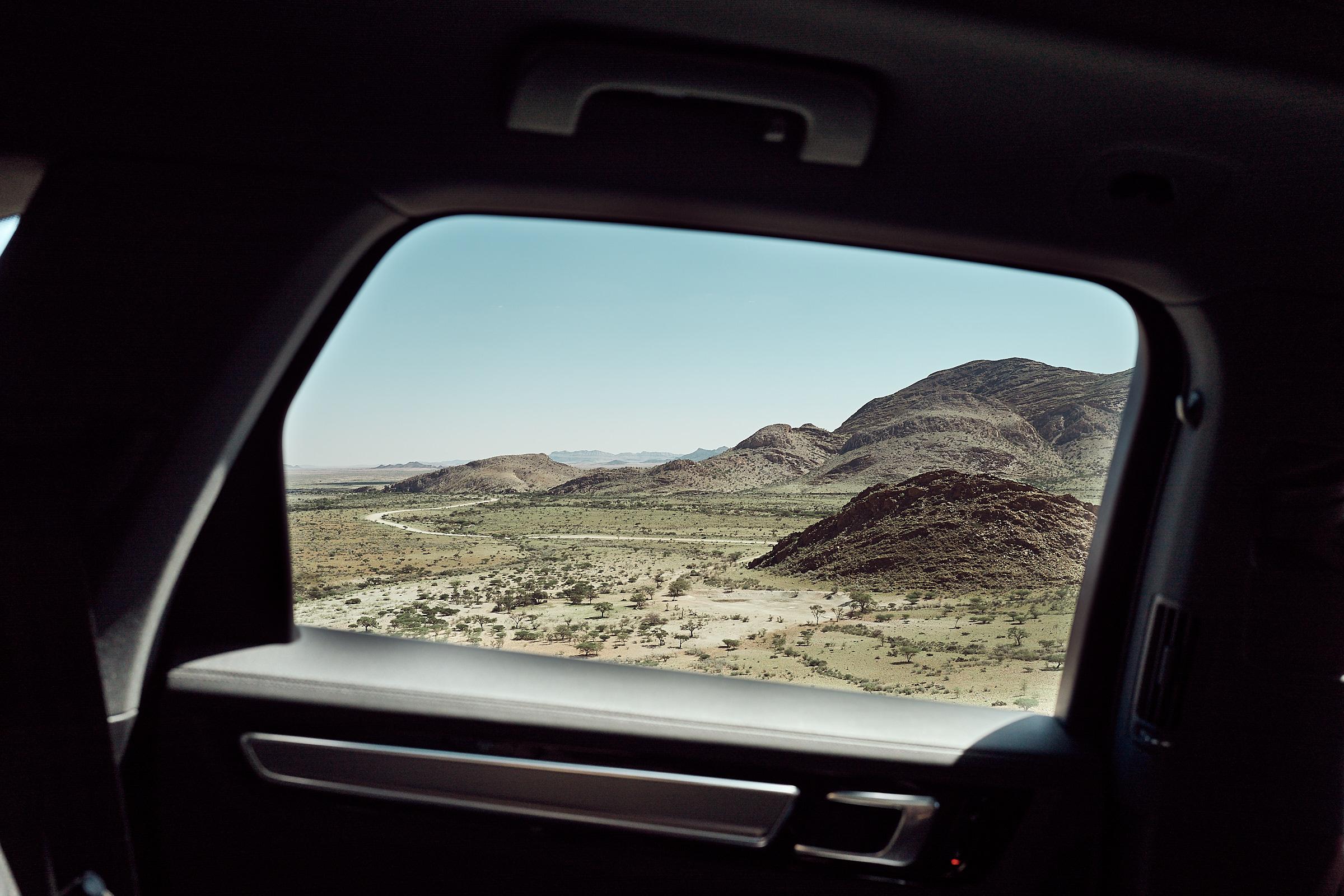 Автопробег по Намибии с Porsche, часть 2