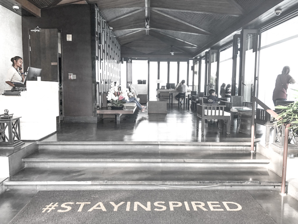 #stayinspired – девиз и философия