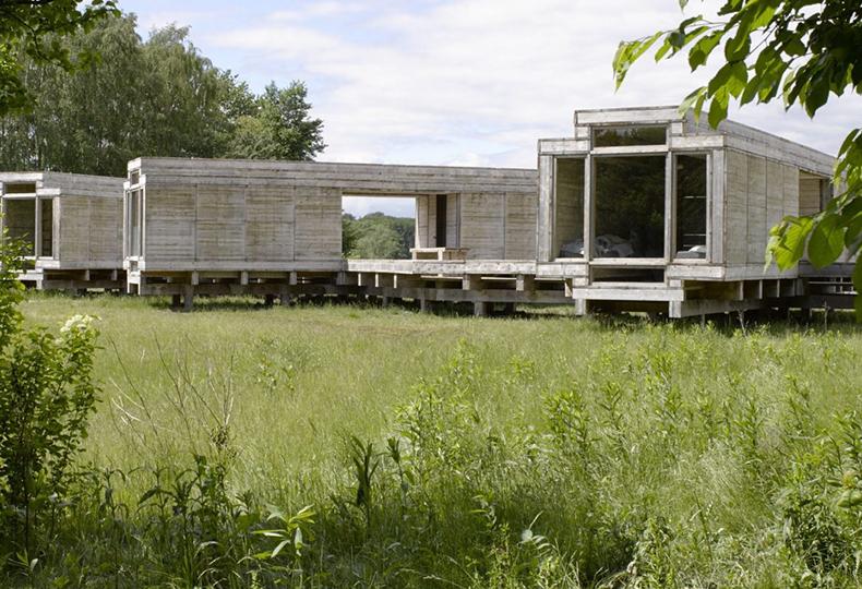 Проект «В ожидании реки» голландских художников Observatorium