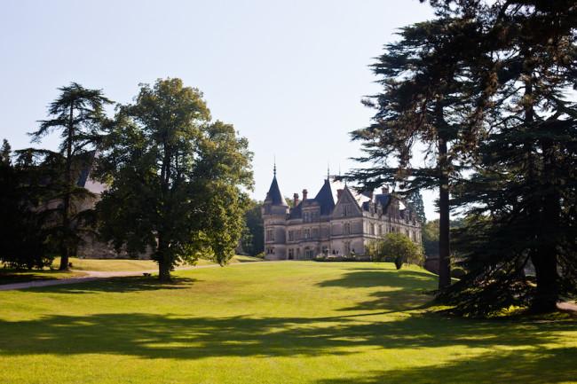 Долина Луары, Montlouis sur Loire: замок возлюбленной Генриха Наваррского