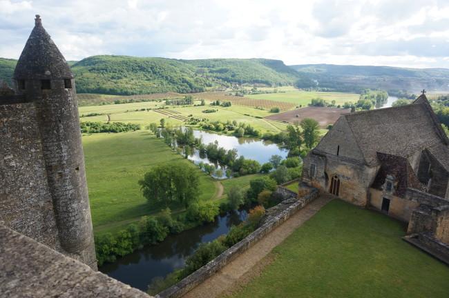 Перигор, день 1: замок Жанны Д'Арк и лучшая фуагра в мире