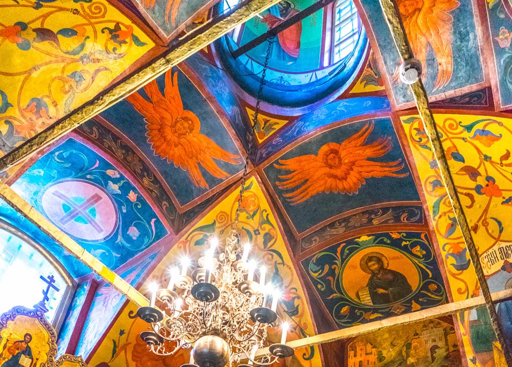 Секретная экскурсия в храм Василия Блаженного от отеля Kempinski, часть 2