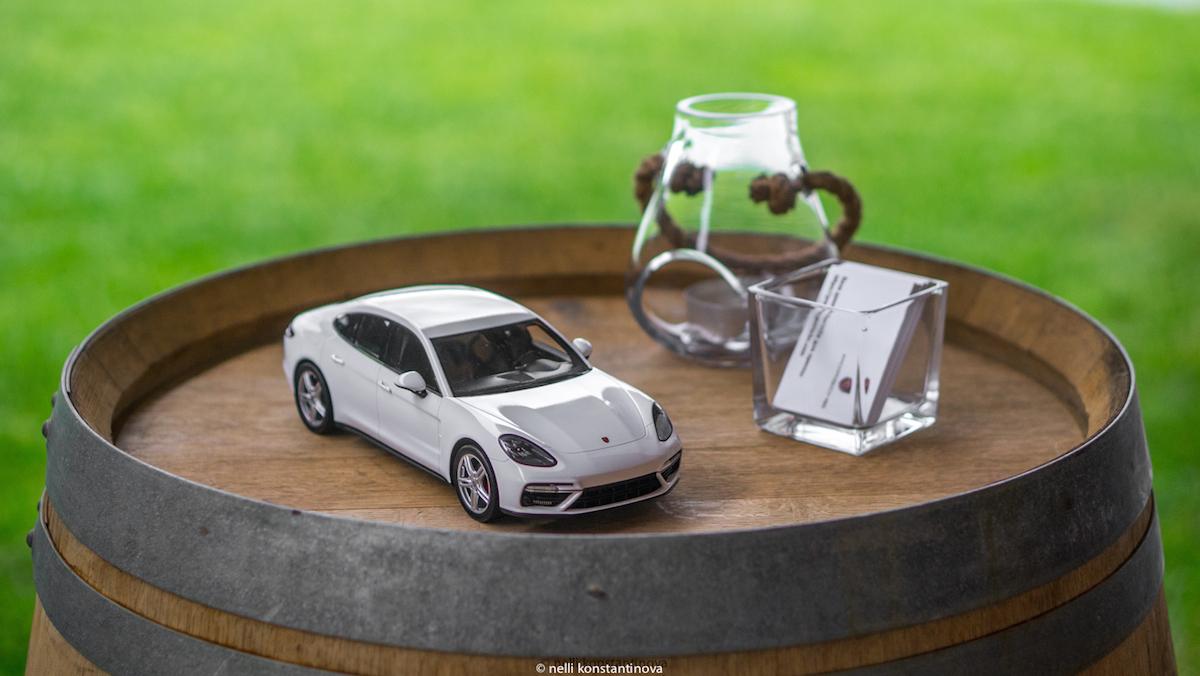 Лефкадия: на новом Porsche по России, часть 2