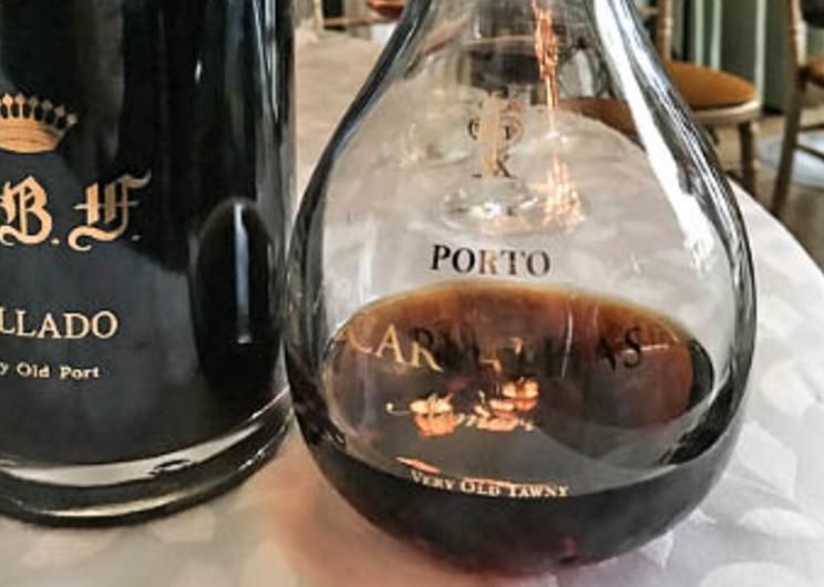 Португалия, Порто: существует ли портвейн 1867 года?