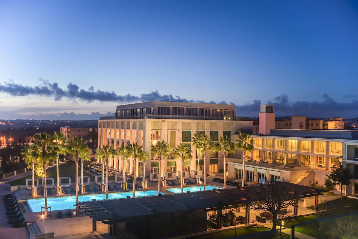 Португалия, Альгарве: обзор первого европейского отеля Anantara