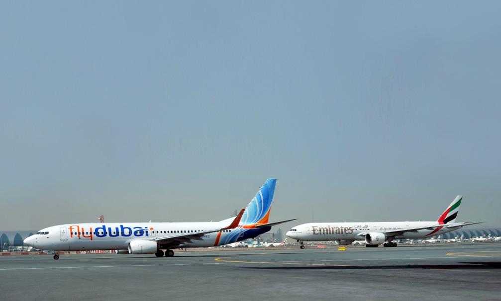 Emirates&flydubai