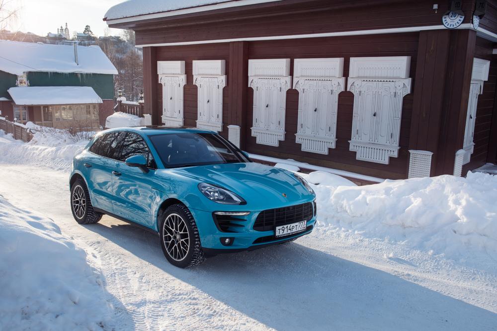 Porsche snow rally: как проходил тест-драйв машин