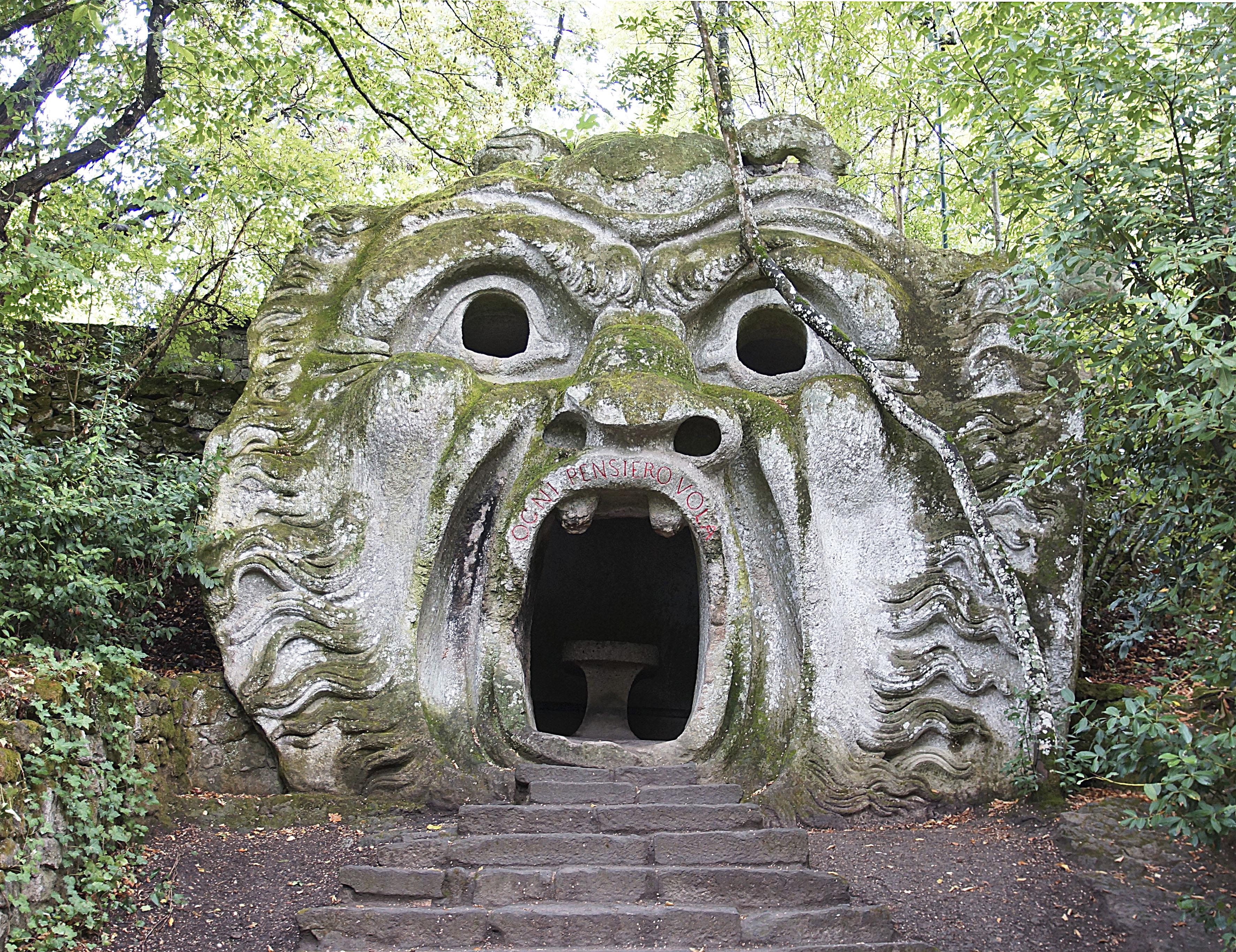 Этрурия в центральной Италии: святой лес, дивный сад и вина из автохтонных сортов