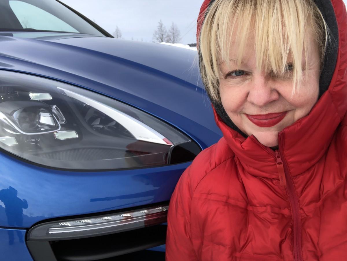 Porsche snow rally: как мы жили в ЗОЖ-гостинице