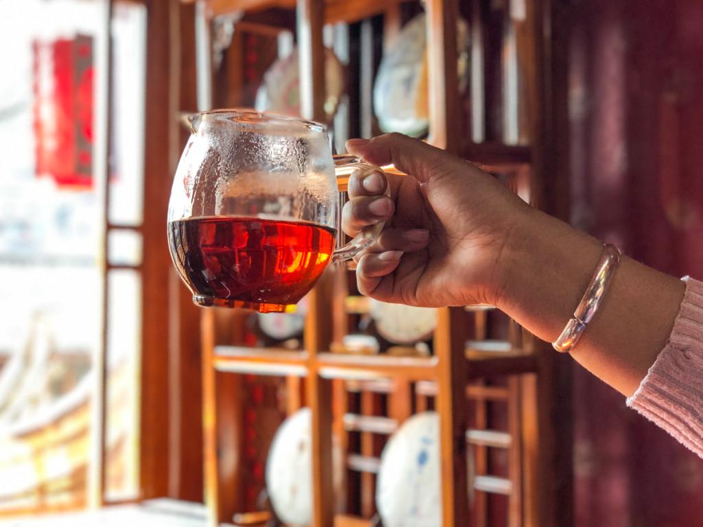 Лучшие чаи –цвета пива и цвета вина