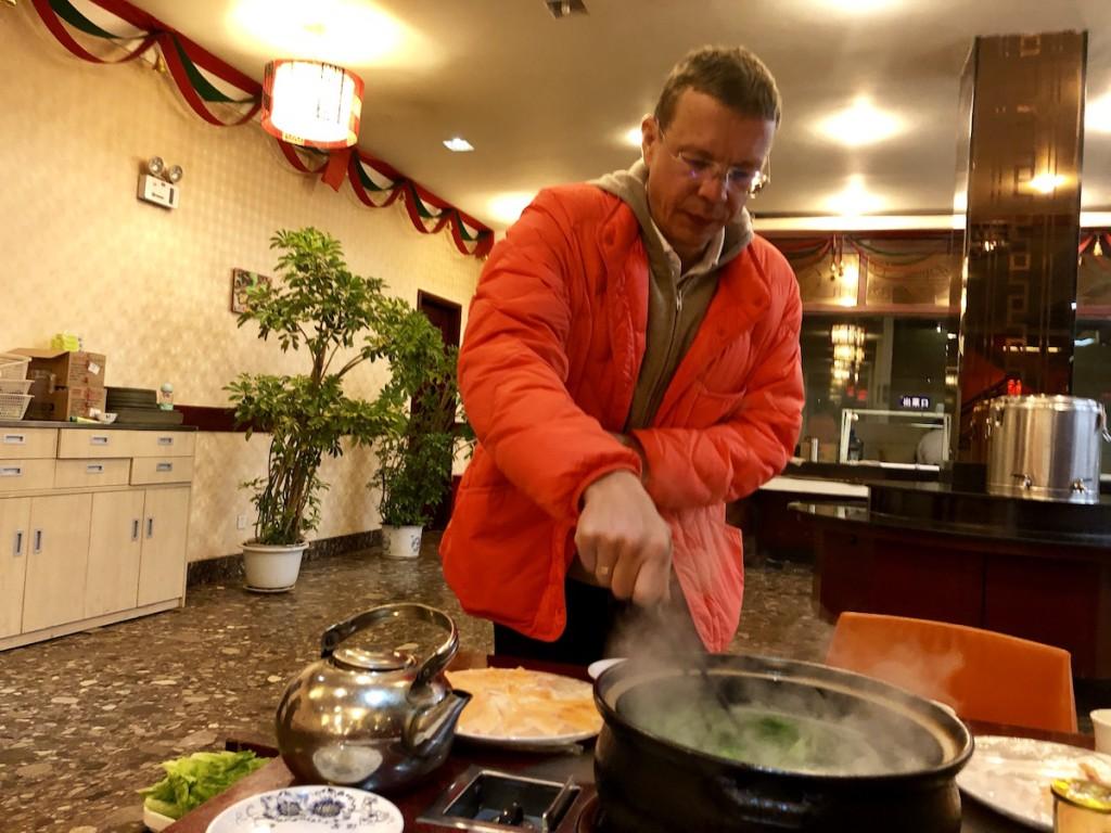 Голова и хвост лосося в супе –хороший знак